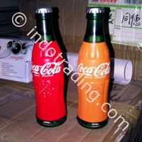 Jual Speaker Portable An-C6 Botol Cola 2