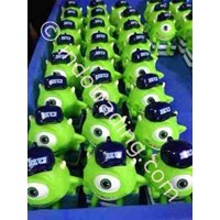 Jual Powerbank 3D Cartoon Mike Monster Inc 3200Ma 2