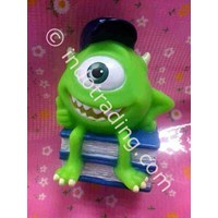Beli Powerbank 3D Cartoon Mike Monster Inc 3200Ma 4