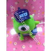 Powerbank 3D Cartoon Mike Monster Inc 3200Ma Murah 5