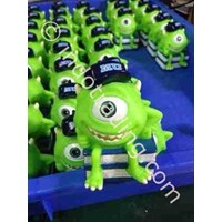 Distributor Powerbank 3D Cartoon Mike Monster Inc 3200Ma 3