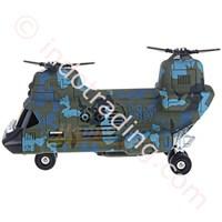 Distributor Speaker Portable Helicopter S-21 3