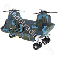 Speaker Portable Helicopter S-21 Murah 5