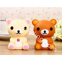 Powerbank 3D Cartoon Rilakkuma 3200Ma 1