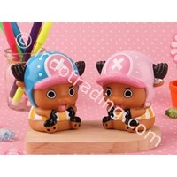 Powerbank 3D Cartoon Chopper Onepiece 3200Ma 1