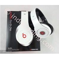 Distributor Headphone Studio Beat Color Black Or White 3