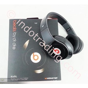 Headphone Studio Beat Color Black Or White