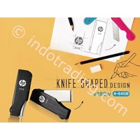 Beli Flashdisk Hp V280 Capless Swivel Knife Shaped 4