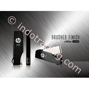 Flashdisk Hp V280 Capless Swivel Knife Shaped