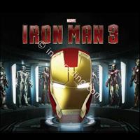 Beli Powerbank 3D Kepala Ironman 5200Ma 4