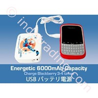 Distributor Powerbank Disney Original 6000Ma Donald Duck 3