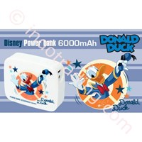 Powerbank Disney Original 6000Ma Donald Duck Murah 5