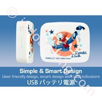Beli Powerbank Disney Original 6000Ma Donald Duck 4