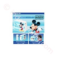 Powerbank Disney Original 6000Ma Mickey Mouse 1