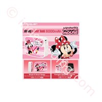Beli Powerbank Disney Original 6000Ma Minnie Mouse 4
