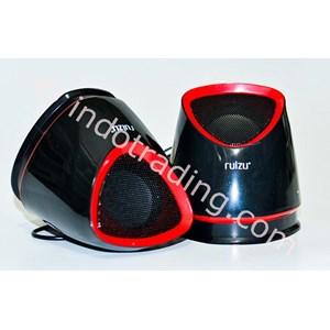 Speaker Usb 2.0 Ruizu Rs-510