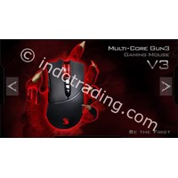 Jual Bloody V3 Multi-Core Gun3 Gaming Mouse 2