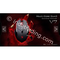 Jual Bloody V7 Multi-Core Gun3 Gaming Mouse 2