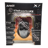 A4tech X7 V-Track Gaming Mouse F3 Murah 5