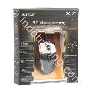 A4tech X7 V-Track Gaming Mouse F3