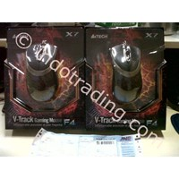 Distributor A4tech X7 V-Track Gaming Mouse F4 3