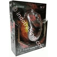 A4tech X7 V-Track Gaming Mouse F7 1