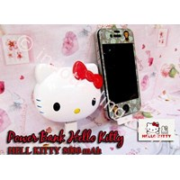 Jual Powerbank Kepala Hello Kitty 8000Ma 2