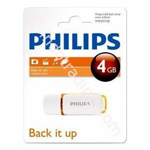 Usb Flash Disk Philips Snow Edition