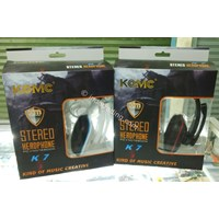 Jual Komc Headphone Pc K-7 (K7) 2