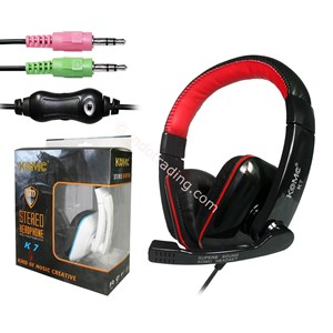 Komc Headphone Pc K-7 (K7)