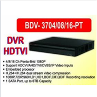 DVR CCTV Infinity HDTVI 16 Channel