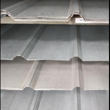 Spandek roof