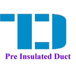 pre insulated duct