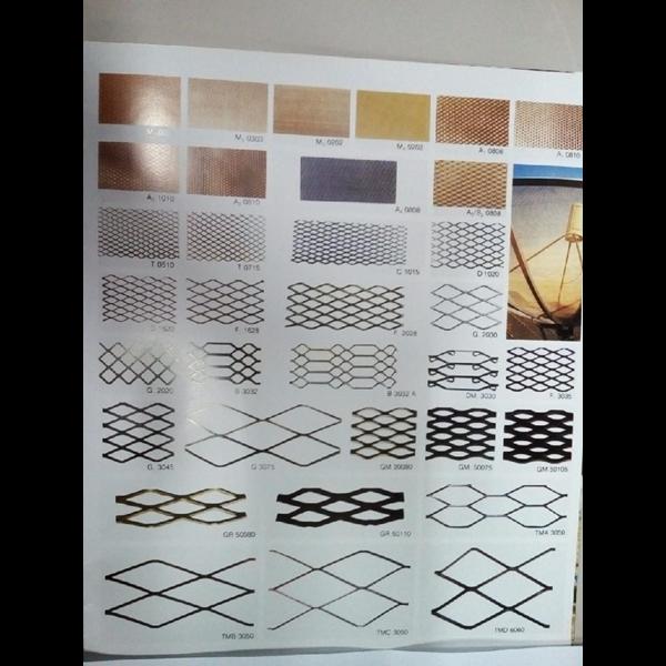 expanda  metal mesh