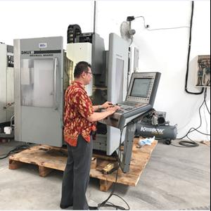 Jasa Setting Mesin CNC By PT. Presisi Metalindo Inti