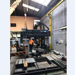 Jasa Maintaince Mesin CNC By PT. Presisi Metalindo Inti