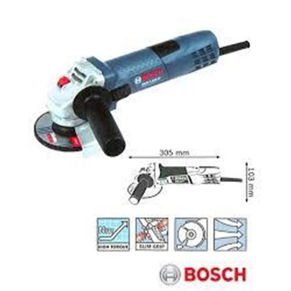 "Mesin Gerinda 4"" Bosch GWS 7-100"