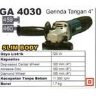 Mesin Gerinda Makita GA4030 1