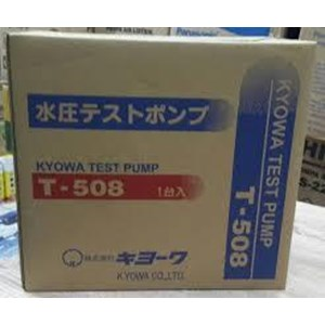 From Pompa Hydrotest Kyowa 0