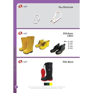 Sepatu Safety Boot Be Safe