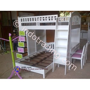 Export Bunk Bed Compaq Indonesia