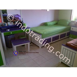Export Kids Beds Ujo Indonesia