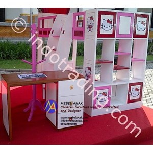 Export Bed Hello Kitty Child Indonesia