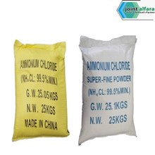 Ammonium Chloride - Bahan Kimia Fertilizier