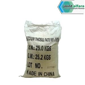 Jual Sodium Thiosulphate - Bahan Kimia Industri