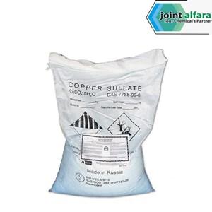 Copper Sulfate  Rusia - Bahan Kimia Industri