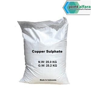 Copper Sulfate Lokal - Bahan Kimia Industri
