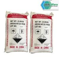 Sodium Metasilicate - Bahan Kimia Industri  1