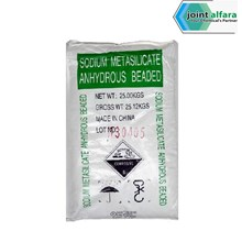 Sodium Metasilicate Anhydrous - Bahan Kimia Industri