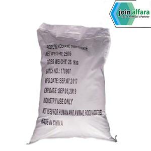 Sodium Acetate - Bahan Kimia Industri